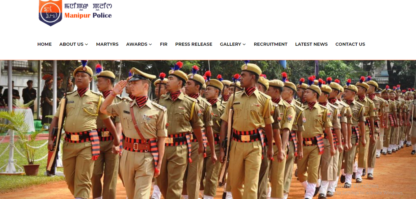 Manipur Police Constable Recruitment 2021