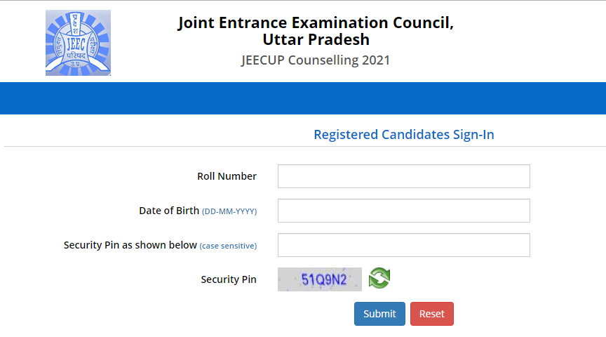 JEECUP Result 2021